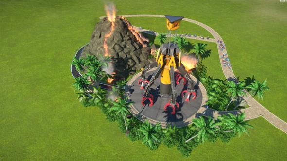 Forge Volcano