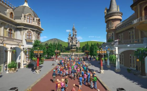 planet coaster, launch, trailer, release, pc, steam