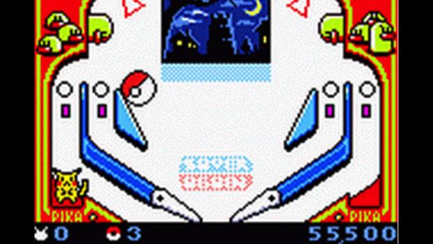 Pokemon Pinball (Game Boy Color) - 1999