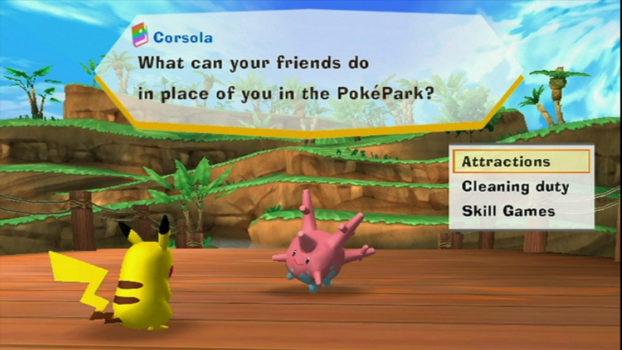 PokePark Wii: Pikachu's Adventure (Nintendo Wii) - 2010