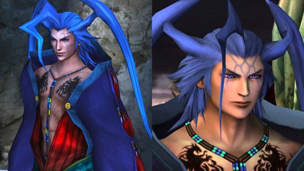 1. Seymour Guado - Final Fantasy X