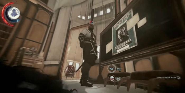Dishonored 2 Shadow Walk