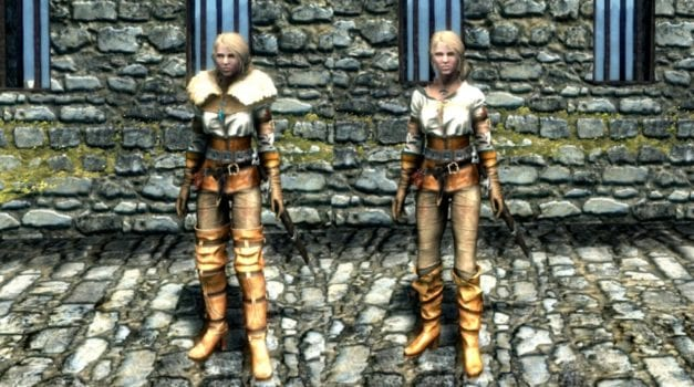 The Best Skyrim Special Edition Armor Mods on Xbox One, PS4, and PC