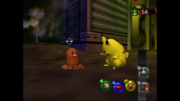 Pokemon Snap (Nintendo 64) - 1999