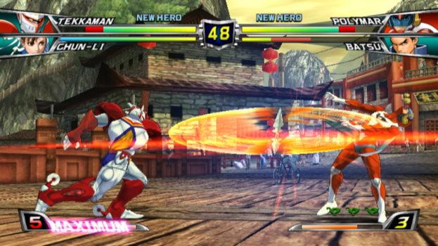 Tatsunoko vs. Capcom: Ultimate All-Stars (2008 - Wii)