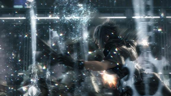 June & July 2008 - Final Fantasy XIII Goes Multiplatform