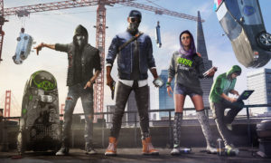watch dogs 2, demo