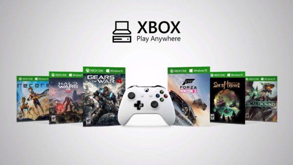 Xbox Play Anywhere
