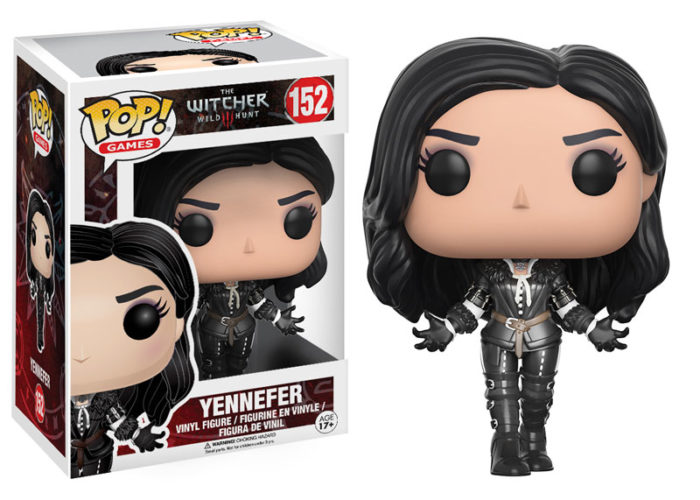 The Witcher Iii Wild Hunt Funko Pops Coming In January