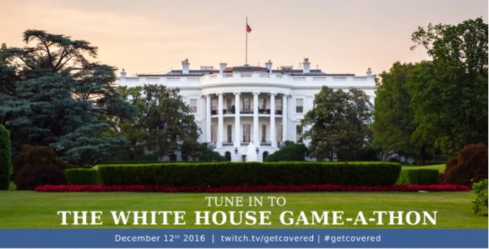 The White House, Twitch