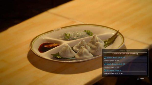 Crown City Dive-Style Dumplings