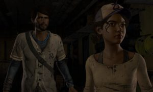 The Walking Dead A New Frontier, episode one, review