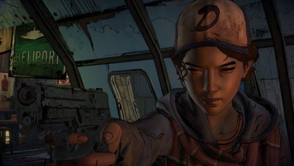 Telltale Games The Walking Dead A New Frontier