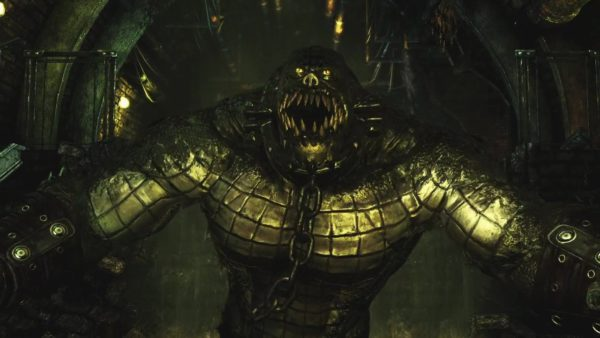 boss, Batman Arkham Asylum