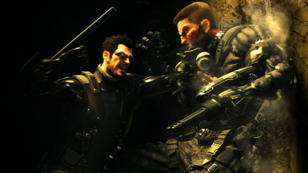 deus ex, adam jensen, voice actor