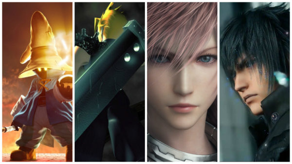 final fantasy ranking