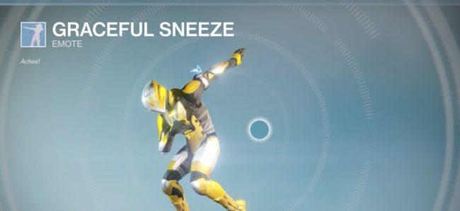Graceful Sneeze