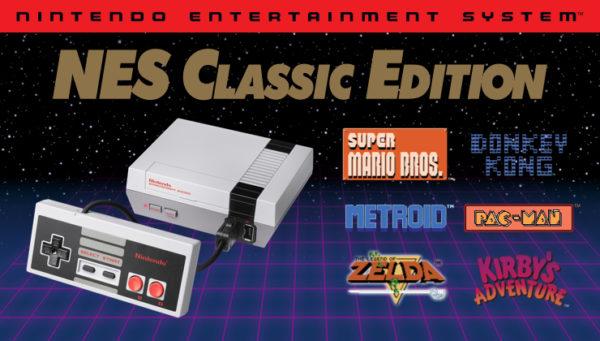 NES Classic Edition, NES Classic