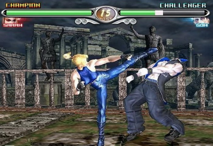Virtua Fighter IV