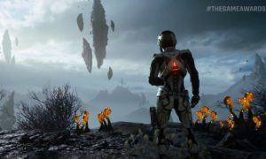 mass effect andromeda, the game awards 2016