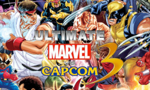 ultimate marvel vs capcom 3, limited physical