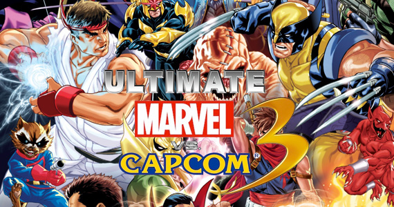 ultimate marvel vs capcom 3, limited physical