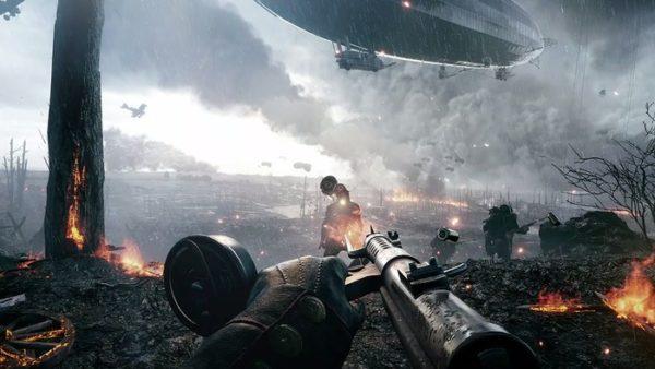 battlefield 1, top, reviewed, games, 2016, metacritic, best