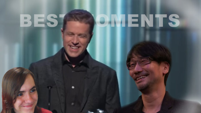 Best The Game Awards Moments