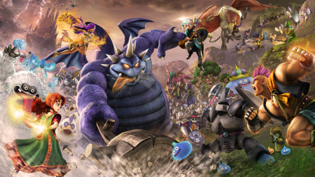 Dragon Quest Heroes II - Apr. 25