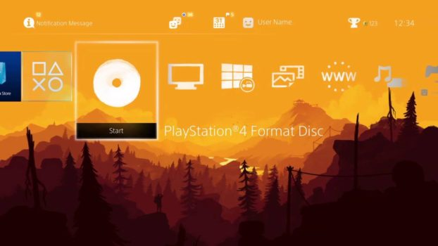 Firewatch Dynamic Theme
