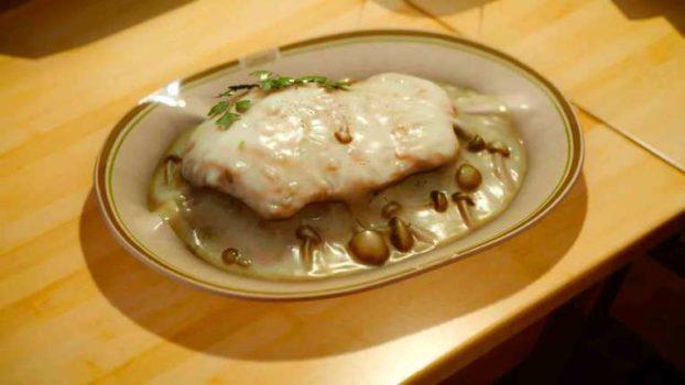 Creamy Fowl Saute