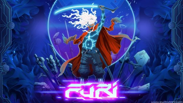 Furi by Waveshaper, Lorn, The Toxic Avenger, and Carpenter Brut