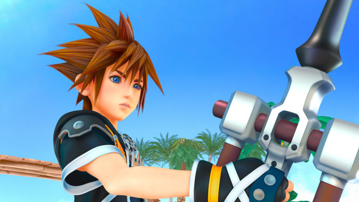 square enix, final fantasy vii remake, kingdom hearts iii