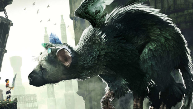 The Last Guardian by Takeshi Furukawa