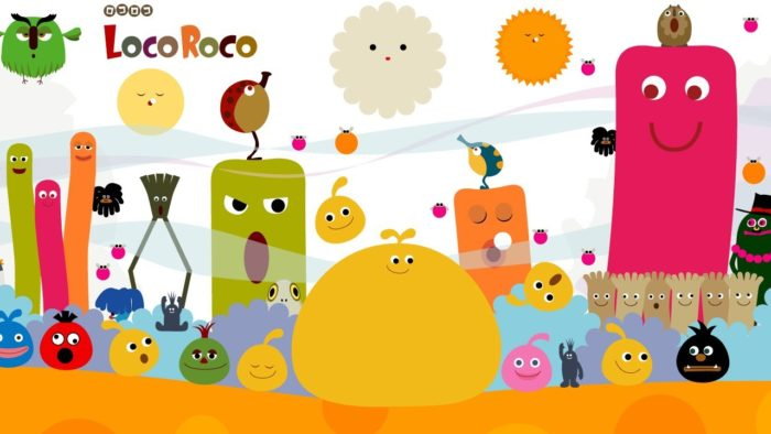 locoroco, playstation, sony, ip, mobile, smartphone
