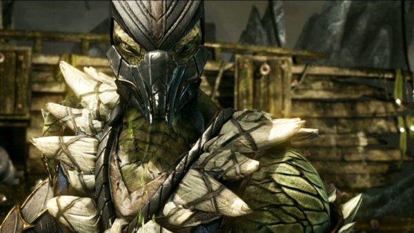 Injustice 2, Reptile