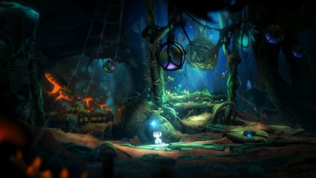 #17 ORI AND THE BLIND FOREST: DEFINITIVE EDITION - XBOX ONE, PC