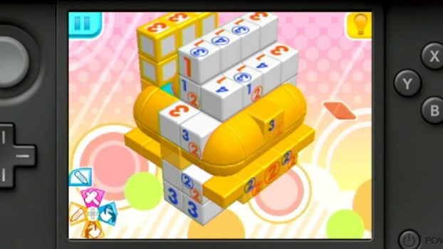 #11 PICROSS 3D: ROUND 2 - 3DS