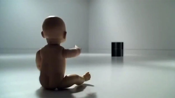 baby playstation 3 commercials