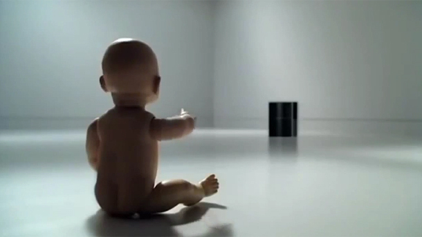 baby playstation 3 commercial