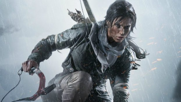 #18 RISE OF THE TOMB RAIDER: 20 YEAR CELEBRATION - PS4, PC