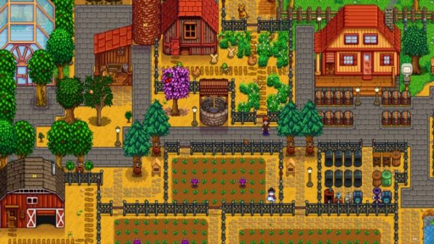 #16 STARDEW VALLEY - PS4, XBOX ONE, PC