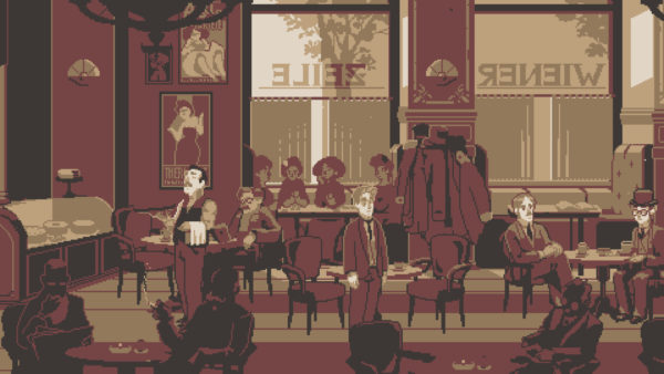 The Lion's Song Anthology Cafe