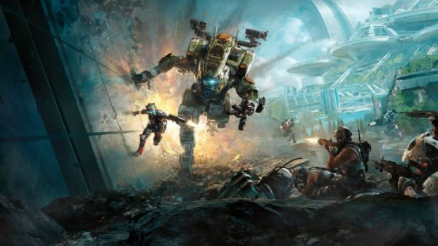 #21 TITANFALL 2 - PS4, XBOX ONE, PC