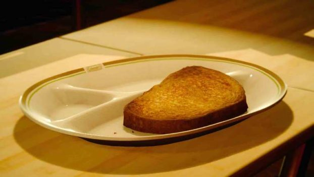 Flame-Roasted Toast