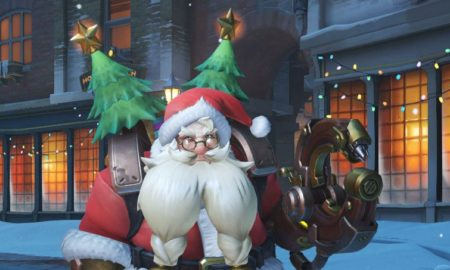 Torbjorn Overwatch Holiday Event