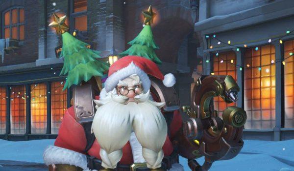Torbjorn Overwatch Holiday Event