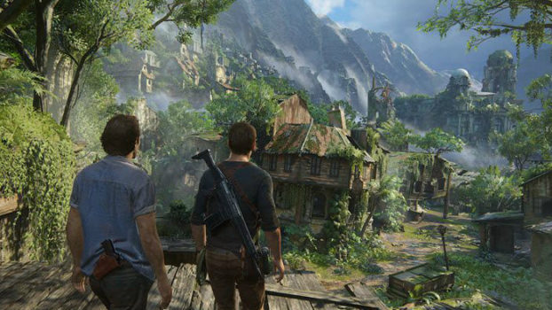 Uncharted 4: A Theif's End - 93