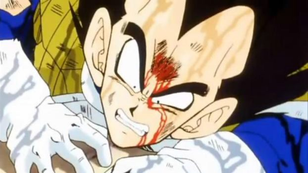 Vegeta Was Supposed to be Dead Already