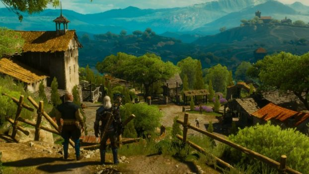 #2 THE WITCHER 3: WILD HUNT - BLOOD AND WINE - PS4, XBOX ONE, PC